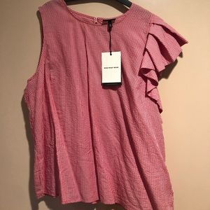 NWT Who What Wear- XL Women's Top
